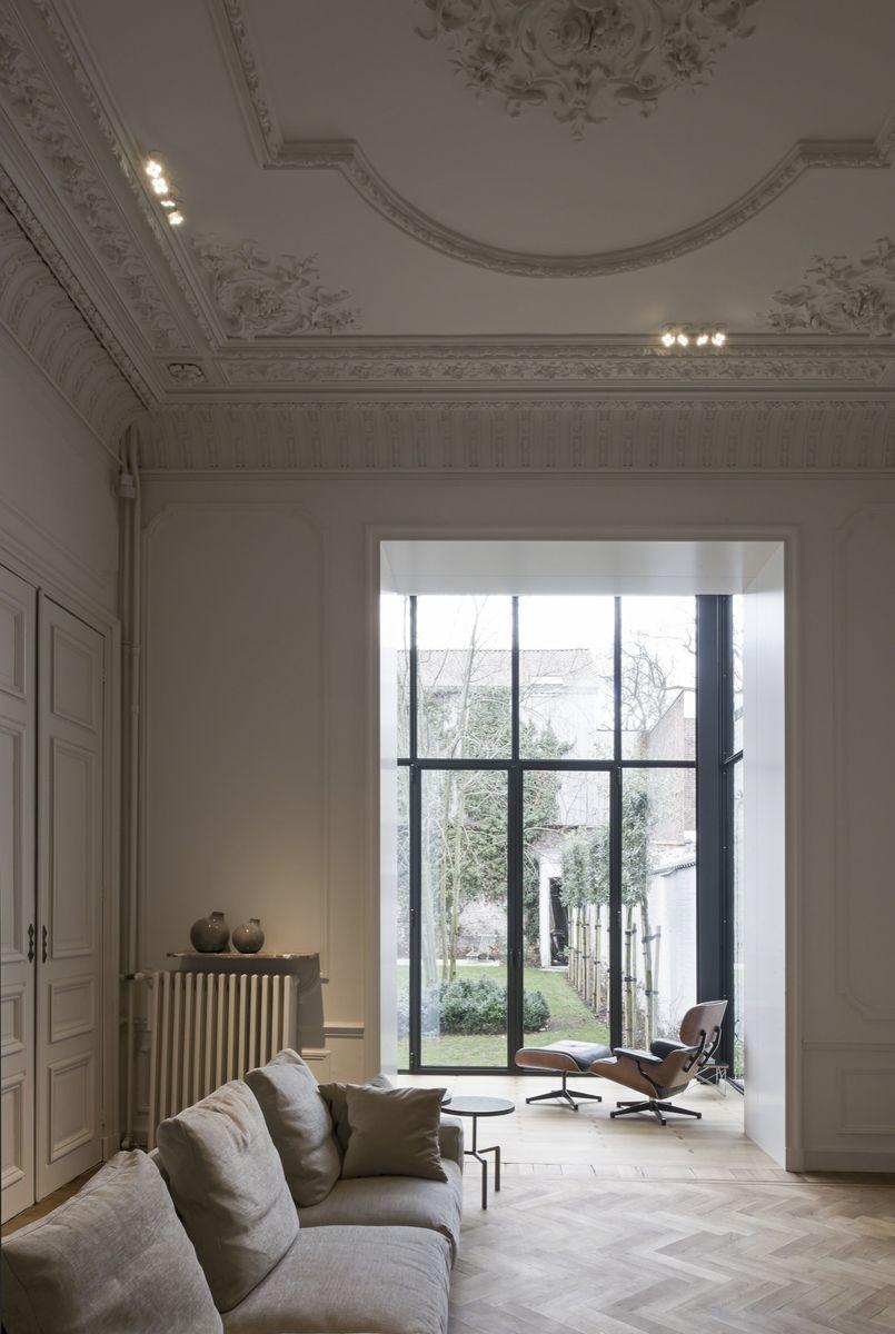 Decoration Maison Ancien Et Moderne le mélange de styles - so scarlett - décoration